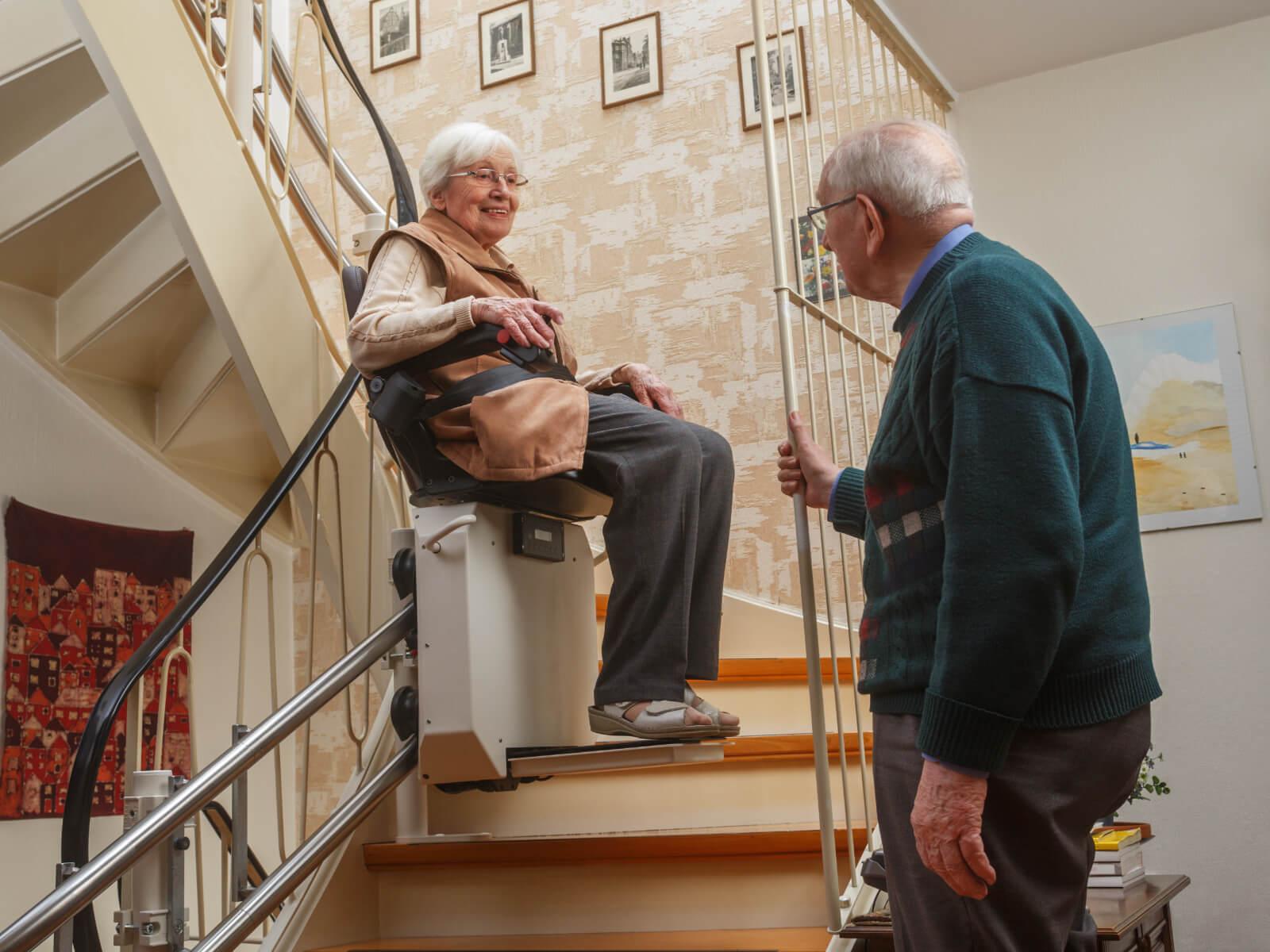 Treppenlift Von Der Krankenkasse Alles Zur Kostenubernahme